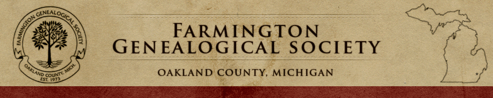 Farmington Genealogical Society